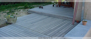 Stipa sprlu - Terrasse en bois